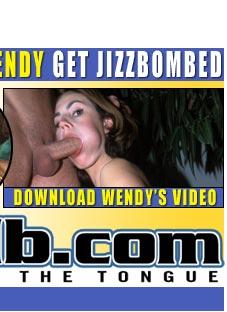 JizzBomb Baldraccona Adolescente Wendy