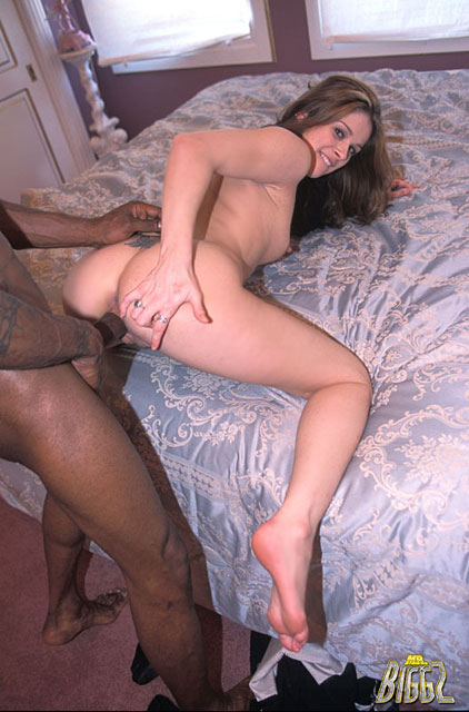 I love his big black cock in my shemale ass