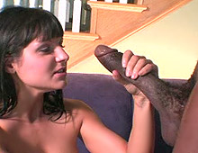 Ariana enjoys a black cock from Mr Biggz