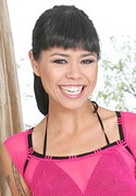 Dana Vespoli smokin' hot in pink from New Sensations
