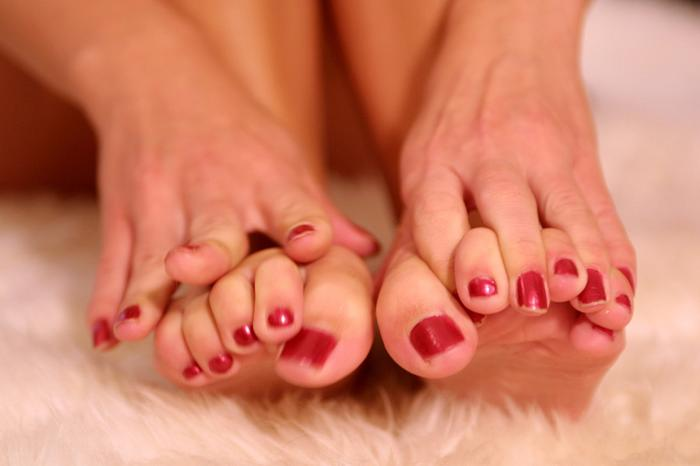 Cravings foot sexy