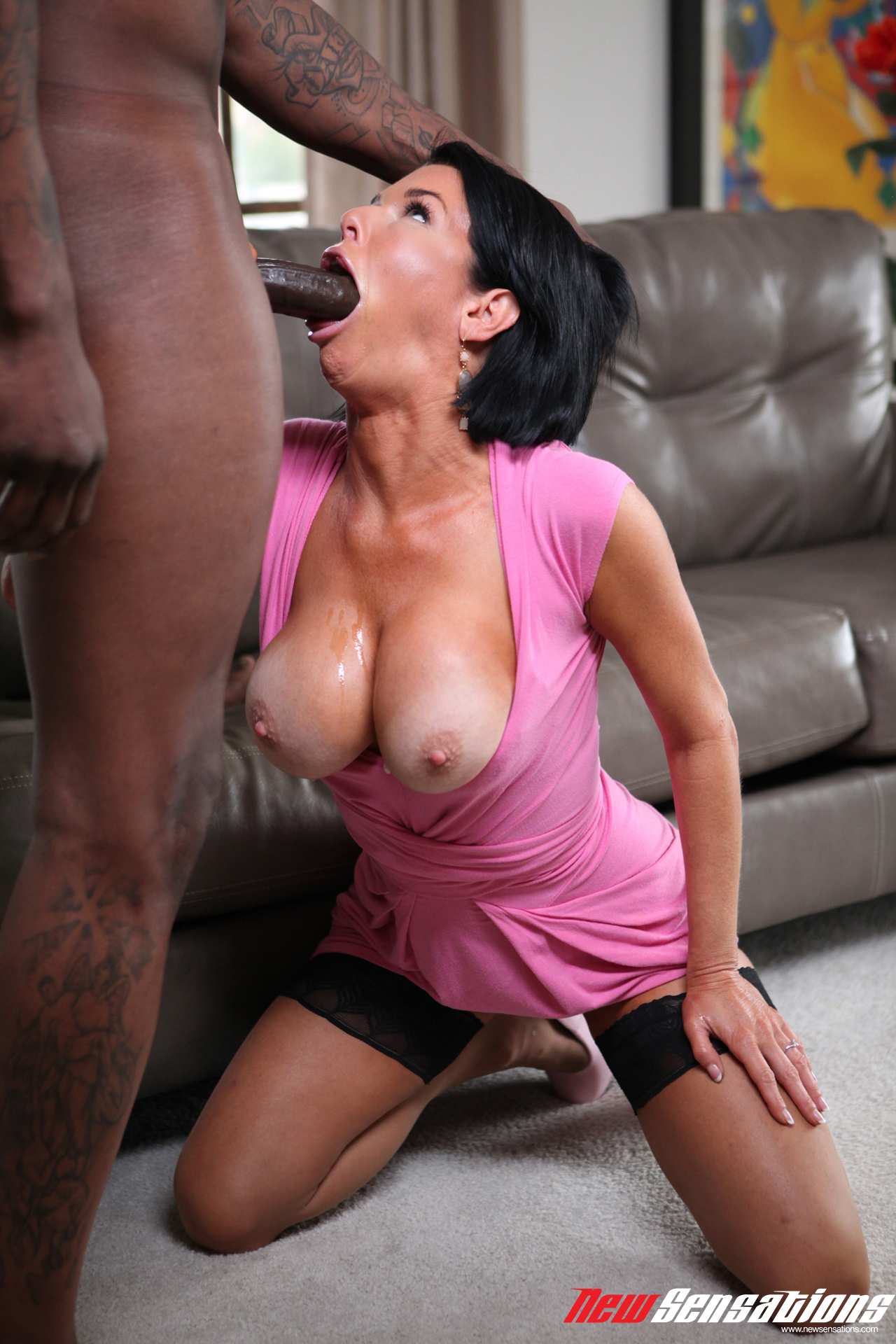 Veronica avluv get her tiny asshole fucked by a huge cock 3