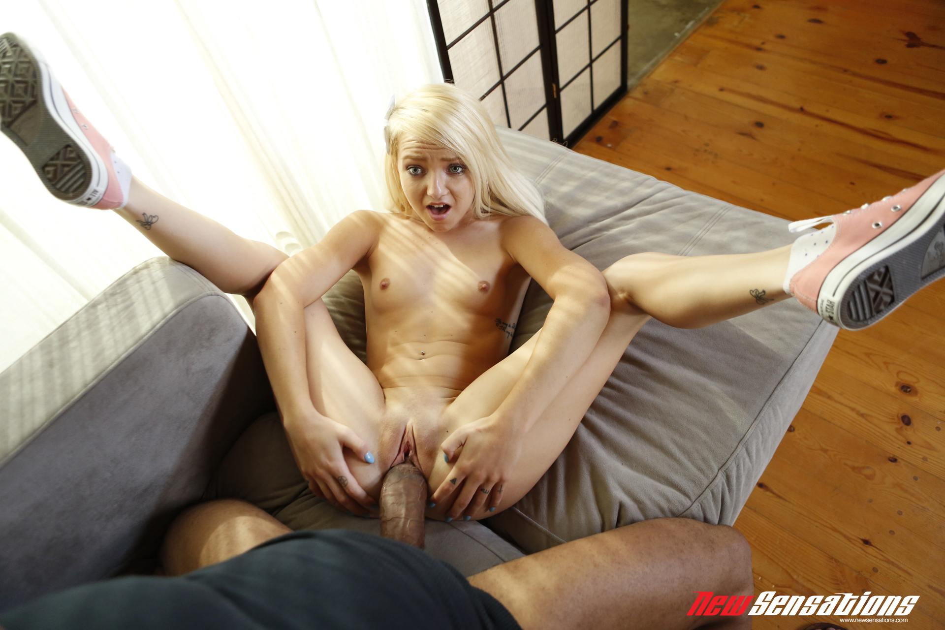 A hard pounding and messy creampie for busty cassidy banks 10