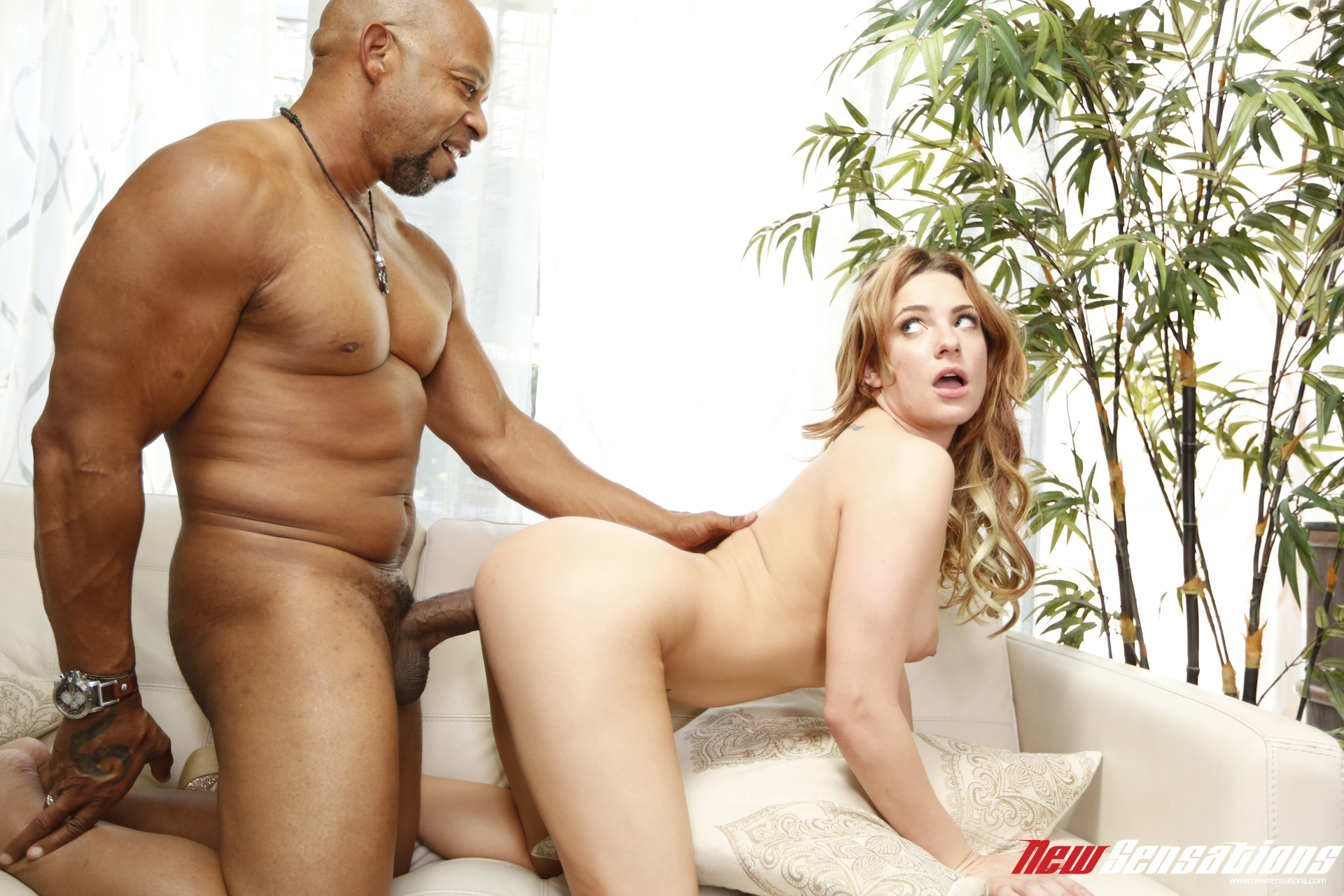Preview Shane Diesel - Dahlia Sky - My Hotwife's First Interracial
