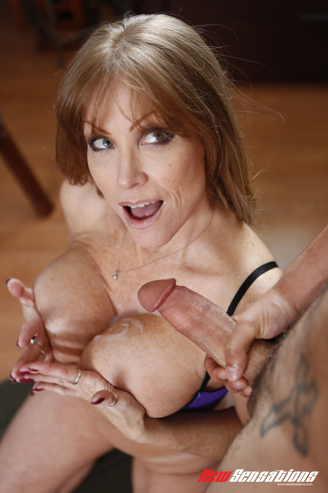 Mature 40 cum inside old vs young 7