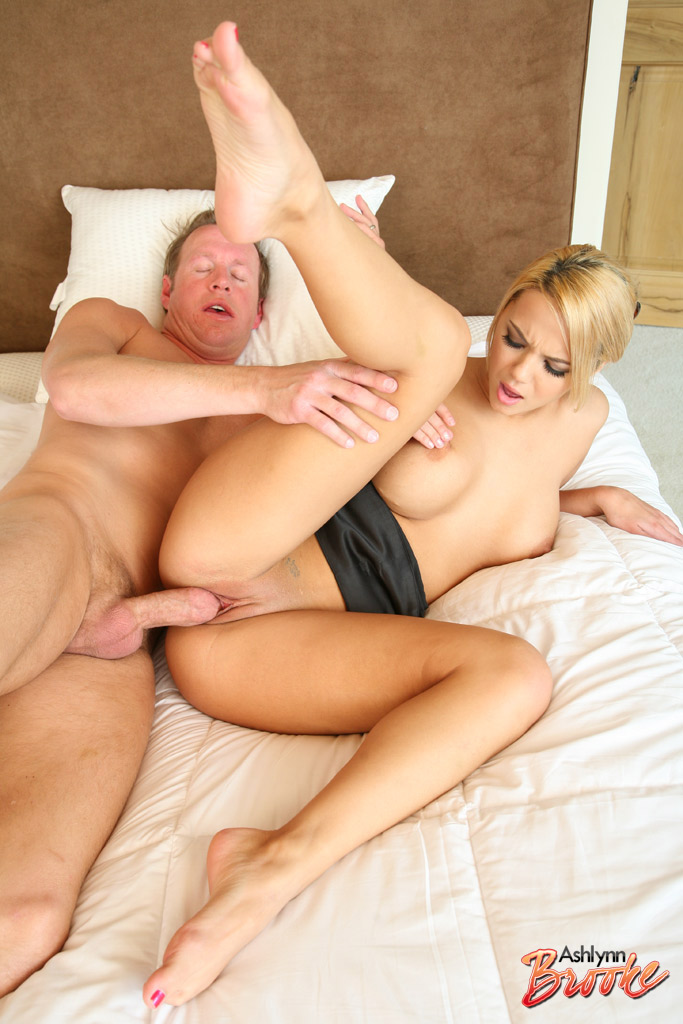 Excited too Ashlynn brooke fuck good