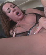Richelle Ryan sucks cock and pimed full of jizz from Internal Violations