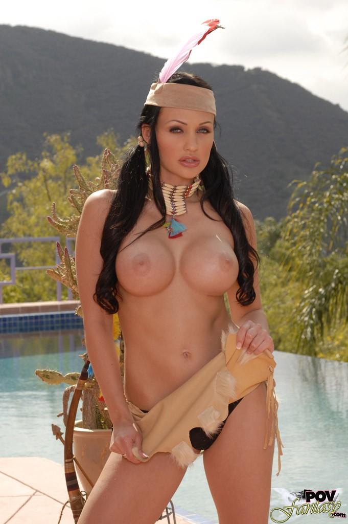 Секс фото с индейцами 24 фотография